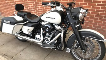 The Crook - 2018 Road King®