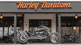 Time – 2019 Softail Breakout® 114